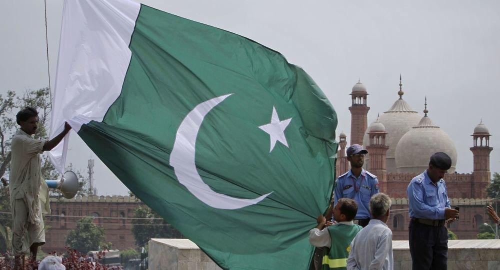 کشف نفت در پاکستان
