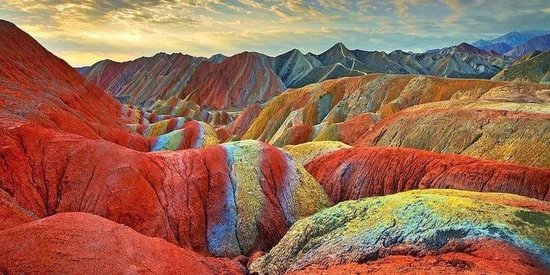 کوه های آلاداغلار