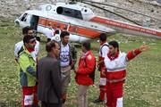 تصاویر | نجات گردشگران گمشده در آبشار شوی دزفول