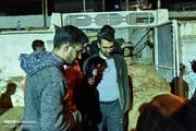 تصاویر | وزیر جوان در کوچه پسکوچههای سعدیه شیراز