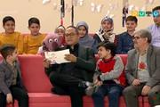 فیلم | متن نامه خصوصی جناب خان برای احلام