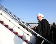 روحانی جمعه به خوزستان میرود