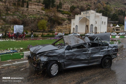کمیته حقیقتیاب برای سیل شیراز تشکیل شد