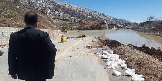 بازکردن جاده یاسوج-شیراز طول میکشد، مسافران از جاده قدیمی بروند