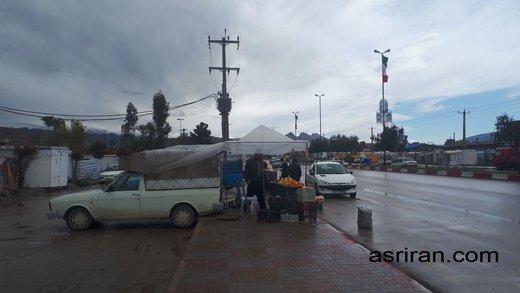 گزارشی تکاندهنده از زندگی زلزلهزدگان سرپل ذهاب بعد از سیل اخیر