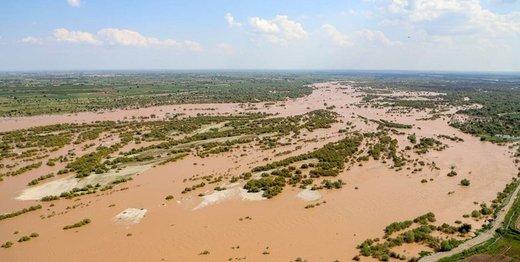 این شهرهای استان خوزستان در خطر سیل هستند