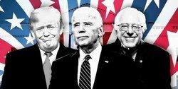 نتیجه یک نظرسنجی انتخاباتی/ کدام نامزدها بیش از ترامپ رای دارند؟