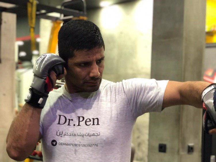 درخشش مبارز ایرانی در مسابقات هنرهای رزمی ترکیبی