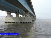 افزایش ۳.۵ برابری بارش در حوضه آبریز دریاچه ارومیه/ ثبت تراز ۱۲۷۱.۲۱ در روز ۱۷ فروردین