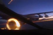 فیلم | سوختگیری بمبافکنهای روسی در آسمان