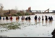 اوضاع در سد دز و کرخه بحرانی است/ خوزستان زیر آب میرود؟