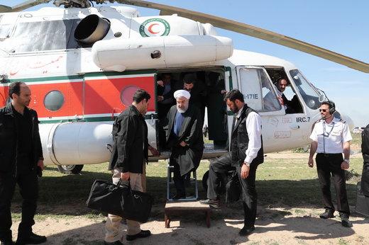 بهرهبرداری از فاز اول پروژه تجهیز، نوسازی، زهکشی و آبرسانی اراضی کشاورزی استان خوزستان با حضور رئیسجمهور