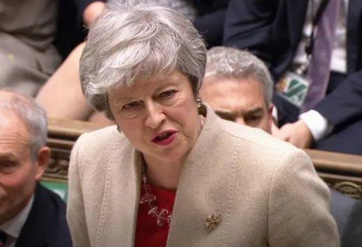 مجلس عوام انگلیس توافق برگزیت را بار دیگر رد کرد