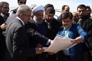 Rouhani urges necessary measures to contain any upcoming heavy rain, flood