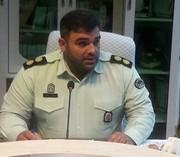 دستگیری سارق کابلهای برق در دورود