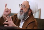 هادی غفاری: من را با ۹ متر عمامه به اتهام عدم التزام به اسلام رد صلاحیت میکنند/اسباب حضور کوتولهها در مجلس را فراهم نکنیم