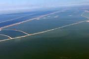 فیلم | تصاویر هوایی از هورالعظیم پر آب