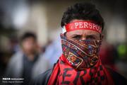 تصاویر   در حاشیه هشتاد و نهمین دربی پایتخت