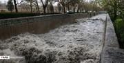رودخانه «قرهسو» طغیان کرد/ تخلیه یک روستای دیگر در گرگان