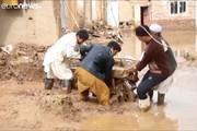 فیلم | گزارش یورونیوز از روزگار سیلزدگان افغانستان