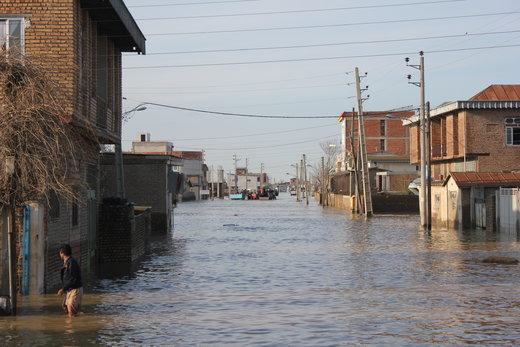 برخی از مدیران اجرایی استان گلستان در موضوع سیلاب احضار شدند