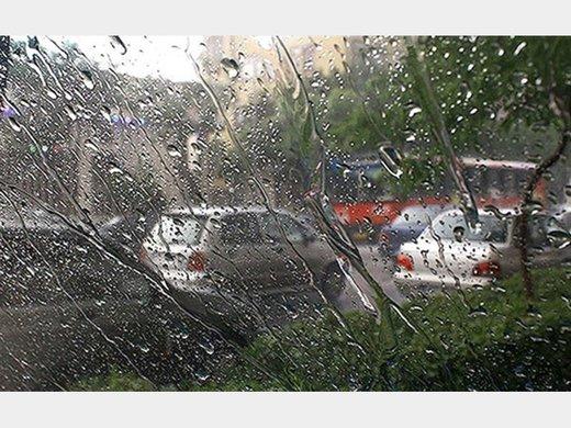هواشناسی: سامانه بارشی در کشور همچنان فعال، تگرگ در مناطق کوهستانی