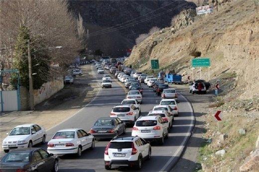 بیش از ۱۱ میلیون سفر خودرویی در آذربایجانشرقی ثبت شد