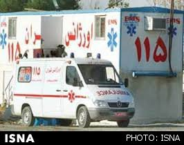 وزیر بهداشت از پایگاه جادهای اورژانس استان قم به صورت سرزده بازدید کرد