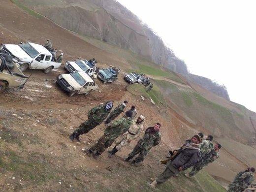 کمین طالبان برای معاون اول رئیس جمهوری افغانستان