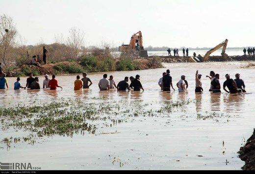 استاندار خوزستان خطاب به وزیر کشور: وضعیت فوقالعاده اعلام کنید