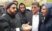 فیلم | حضور معاون رئیس جمهور در مناطق سیلزده لرستان