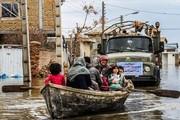 مردم ۱۵.۵ میلیارد تومان به سیل زدگان کمک کردند