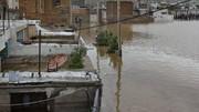 فیلم   ظرفیت سدهای خوزستان تکمیل شد   وضعیت فوقالعاده برای مقابله با سیل