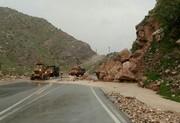 ۴۰ روستای لرستان در محاصره  سیل/ تردد در جادههای استان جریان دارد