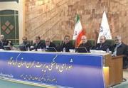 جهانگیری: طرفدار بازگشایی مرز خسروی هستیم و از طرف ایران مشکلی وجود ندارد/ فضای علیه سدسازی به حق نبود
