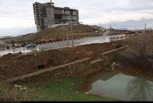 حدود ۷۰۰ روستا در کرمانشاه اسیر سیلاب هستند