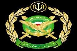 عکس بازدید هوایی فرماندهان عملیات ارتش از مناطق سیلزده خوزستان