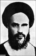 معرفی امام خمینی به عنوان مرجع تقلید بعد از رحلت آیتالله العظمی بروجردی/ عکس