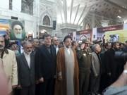 وزیر اطلاعات: رهبر انقلاب با تمام وجود از اسلامیت نظام صیانت کردند