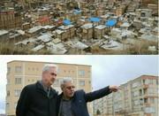 اخطار تخلیه منازل به روستاییان تبریز