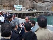 جهانگیری: سیلاب لرستان به سمت خوزستان سرایز شد