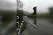 مونوپاد | وضعیت رودخانه کرج و جاده خالی از خودروی چالوس