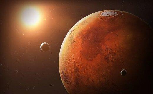 ۶ منطقه مریخ که پتانسیل گردشگری فضایی دارند