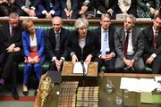 پارلمان بریتانیا بار دیگر با طرحهای جایگزین برای برگزیت مخالفت کرد