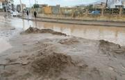 بسیج امکانات برای امداد به پلدختر/ مرگ ۲ نفر در سیلاب لرستان
