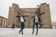 تصاویر | حال و هوای آخرین روزهای عید در تبریز