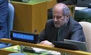 سفیر ایران در سازمان ملل: هر دو ماه تعهدات برجامیمان را کمتر میکنیم