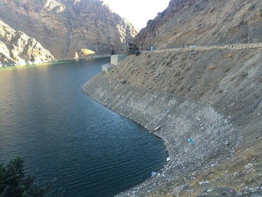 البرز بحران را پشت سر گذاشت/ وضعیت ورودی آب به سدهای کرج
