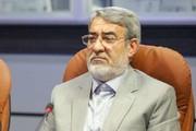 وزیر کشور: گنبد در شرایط عادی قرار گرفته است