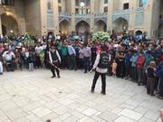 جشن ملی نوروزگاه در کرمان تمدید شد